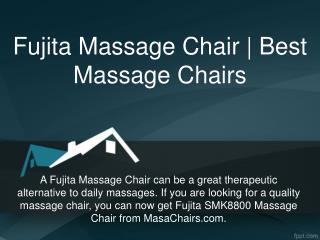 Fujita Massage Chairs