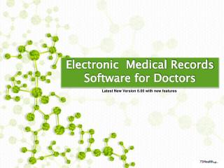 Latest New version of EMR 6.00 for Doctors