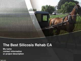 Best Silicosis Rehab