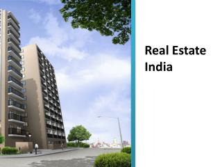 real estate in India