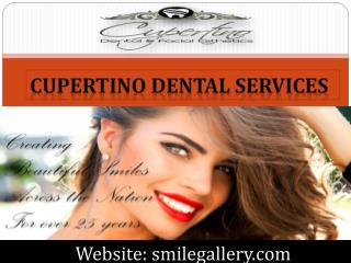 Cupertino Dental Services