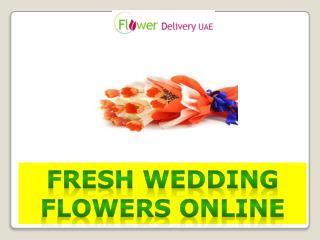 Fresh Wedding flowers Online