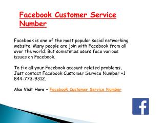 How to solve Facebook account related problems manually?