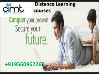Cimt College - Distance Learning courses Noida