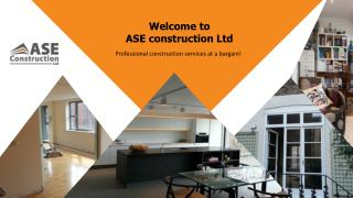 Loft Conversion West London - ASE Construction Ltd