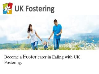 Join Long Term Fostering At UK Fostering