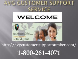 AVG Antivirus Technical Support 1-800-485-4057
