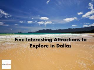 Exploring the Best of Dallas