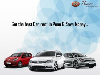 Get the best Car rent in Pune & Save Money