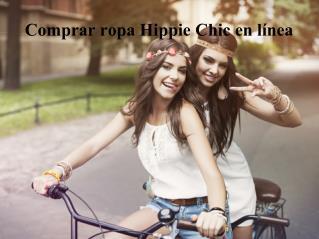 Comprar ropa Hippie Chic en línea