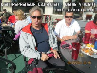 L'entrepreneur canadien - Denis Vincent
