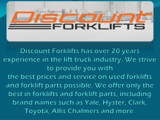 Forklift Parts socially