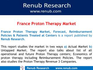 France Proton Therapy Market