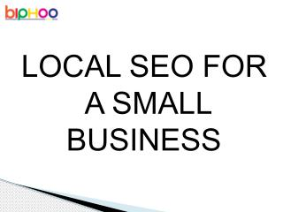 Best Local SEO Services For Small Business Nearby You