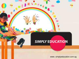 Simply Education Tuition Centre For Math Tuition Hougang