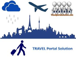 Travel Portal Solution | Travel Portal Development