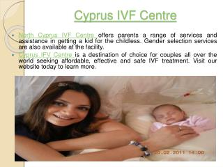 North cyprus ivf centre