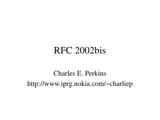 RFC 2002bis