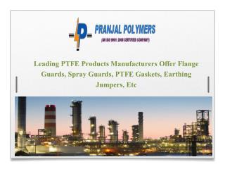 PTFE Ring Gasket Manufacturers
