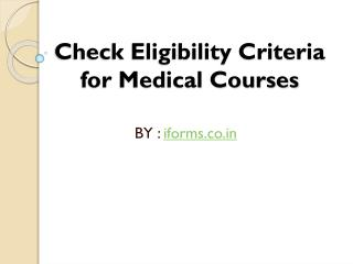 Know the process of AIIMS exam form registration