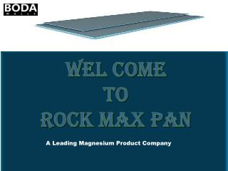 High Quality Magnesium Oxide Board