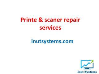 printer repair services in hyderabad ! scaner repair services in hyderabad