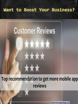 Easiest Way to Get Real Reviews