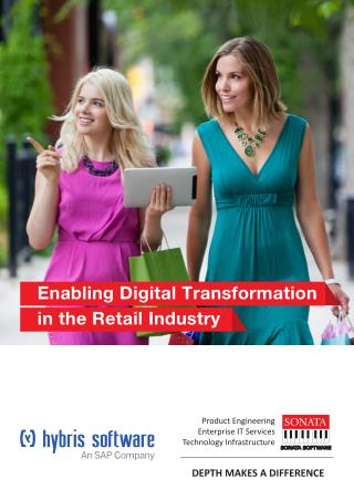 Enabling Digital Transformation in the Retail Industry