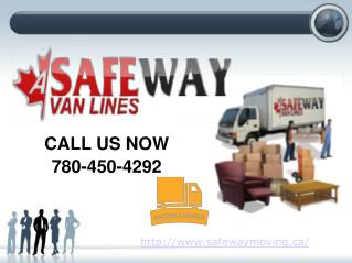 Edmonton Movers – Professional & Reliable Moving & Storage Company in Edmonton
