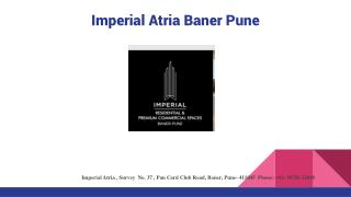 New Residential Projects in Baner Pune