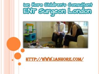 ENT Doctor London