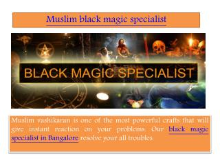 Islamic love vashikaran