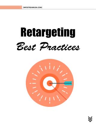 Retargeting Best Practices