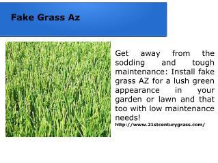 Fake Grass Az