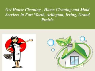 Get Fabulous  House cleaning and maid  services  - Maid to Sparkle