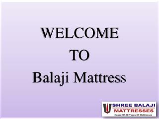 How to Choose Best Mattress in Pune?