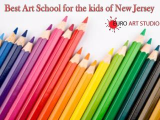 Best Art School for the kids of New Jersey