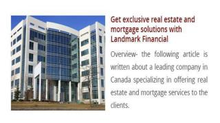Mortgage Broker Montreal