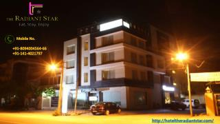 Best-Budget Hotel in Jaipur | Hotel The Radiant Star