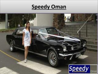 car rent service in oman
