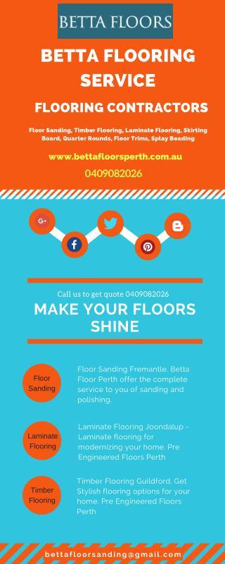 Floor Sanding Perth