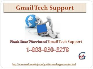 How to contact Gmail Tech Support  @1-888-830-5278?