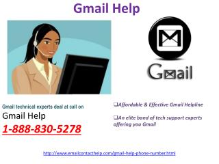 Gmail Helpline  @1-888-830-5278 experts available 24/7/365 days