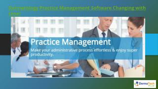 Dermatology Practice Management Software