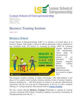 Business Start-up Ideas