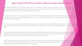 John Costello CPA Using Credit Cards Responsibly for Financial Freedom