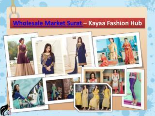 Wholesale Market Surat | Wholesale Textile Market in Surat