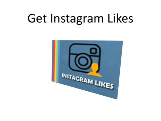 Get Instagram Likes