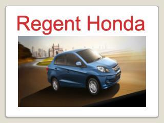 Regent Honda - Honda car dealers in Mumbai