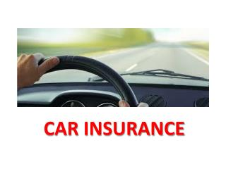 Five commandments to choose the best car insurance plan